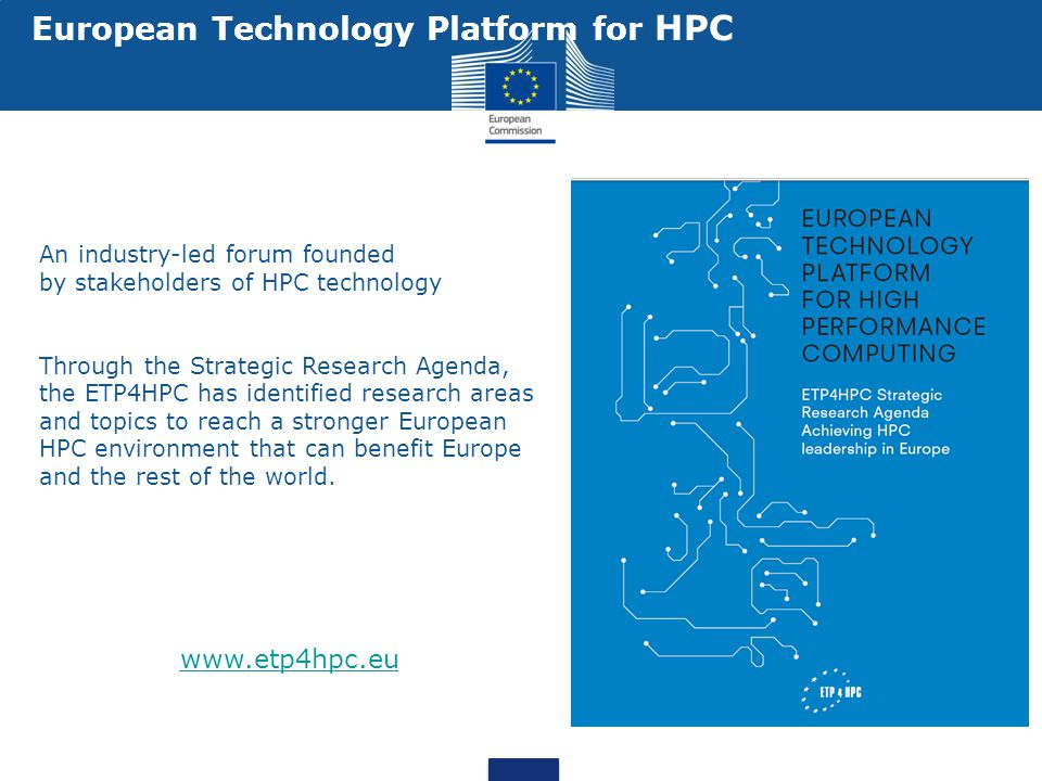 The EU framework programme for research and innovation 2014-2020 Excellent Science Industrial leadership Societal challenges