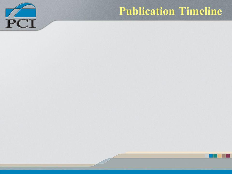 Publication Timeline
