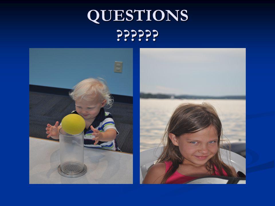 QUESTIONS ??????