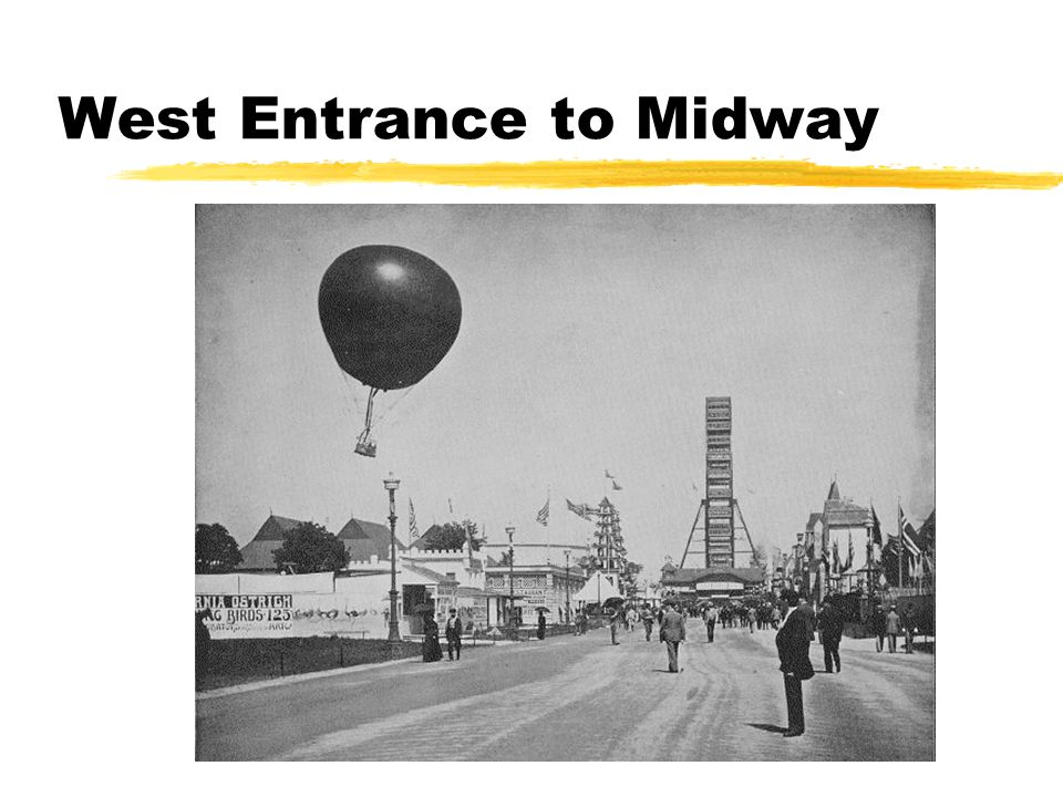 West Entrance to Midway