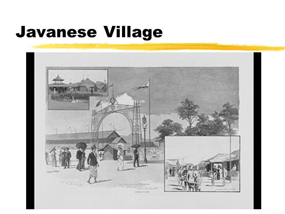 Javanese Village