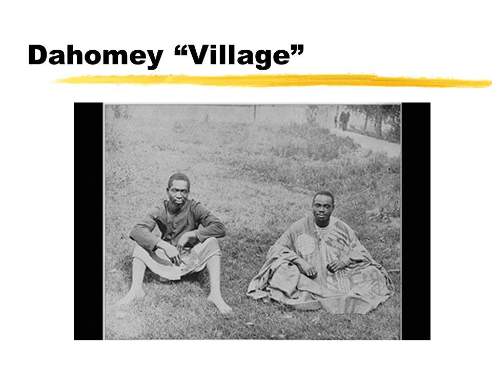"""Dahomey """"Village"""""""