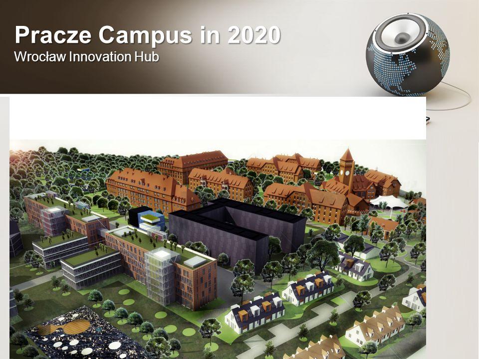 Pracze Campus in 2020 Wrocław Innovation Hub