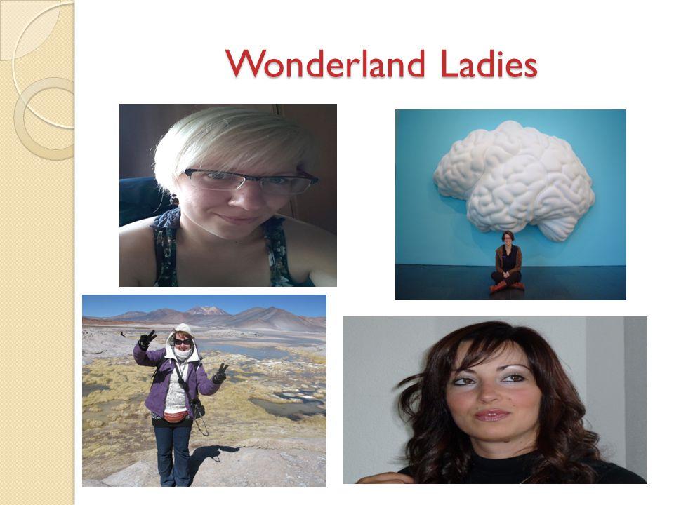 Wonderland Ladies