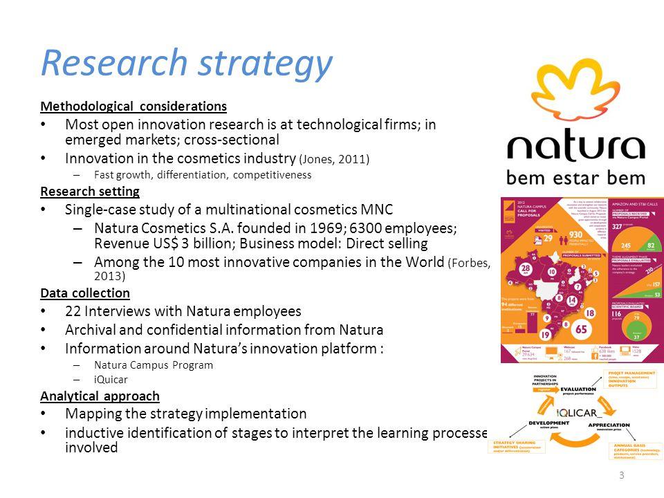 OI platform: Natura Campus Program 2001 – 2005 – Specific participation in R&D activities with universities, local gov.