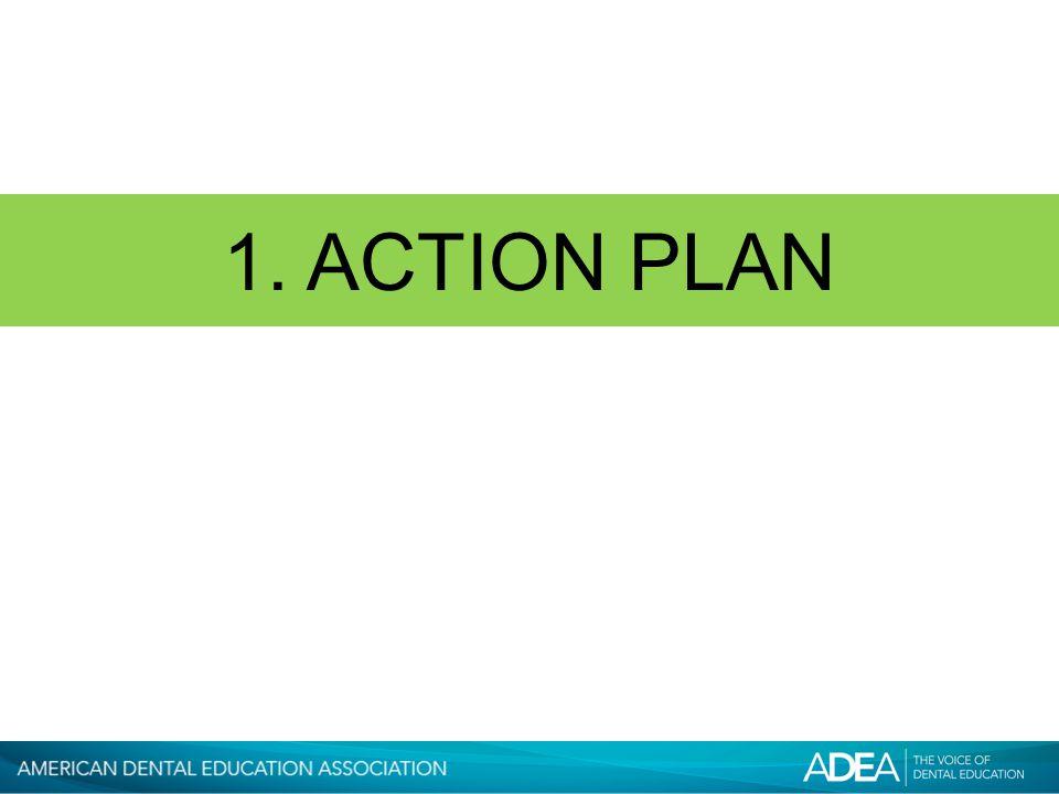 1. ACTION PLAN
