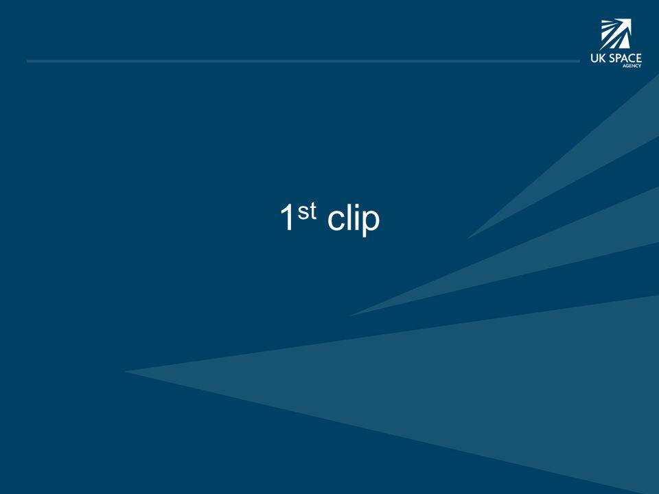 1 st clip