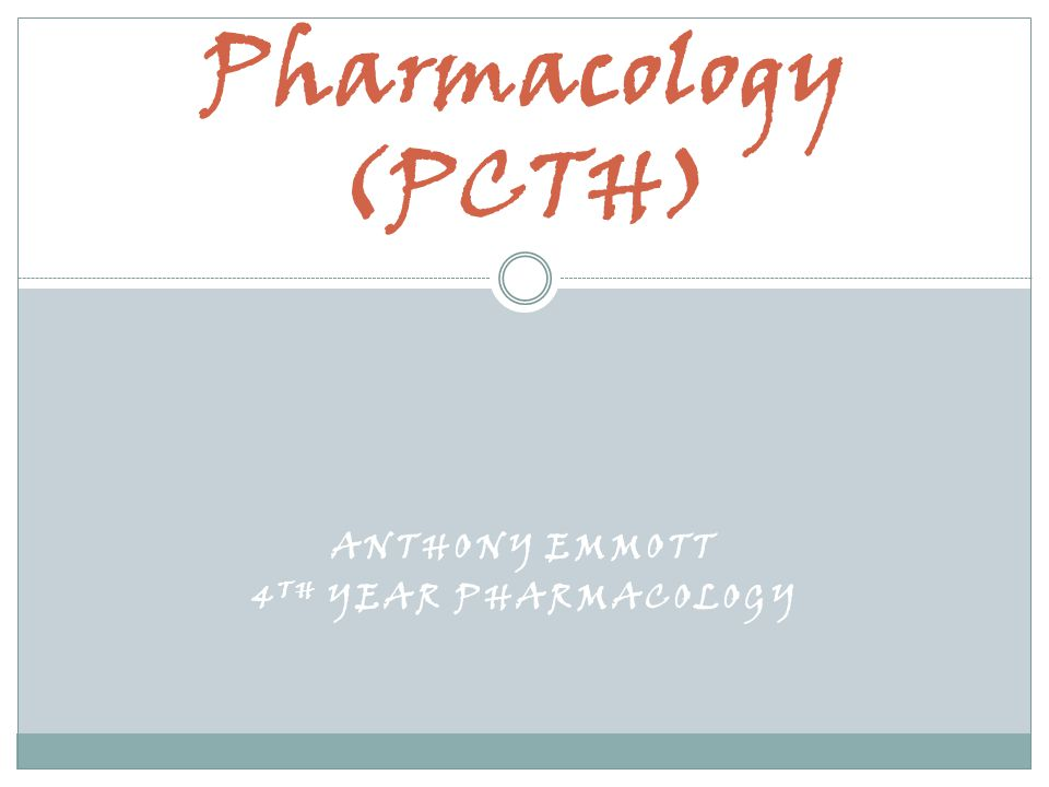 Pharmacology Pharmacy Undergraduate Science Degree Theoretical Study of drugs & How they interact with our body Careers:  Research  Pharmaceutical companies  Academia  Further education  Medicine  Dentistry Professional School Clinical Application Do learn about pharmacology Patient Interaction Become a pharmacist So you become a pharmacist right?...