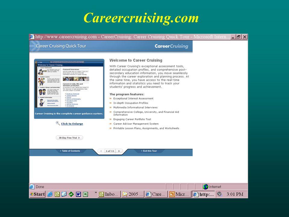 Careercruising.com