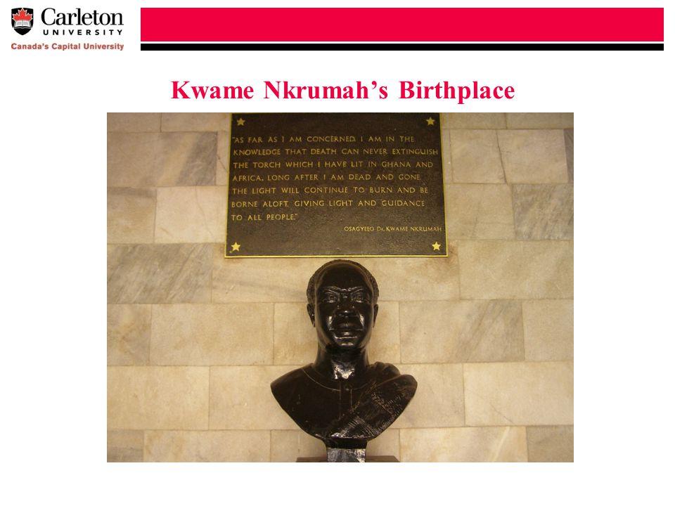 Kwame Nkrumah's Birthplace