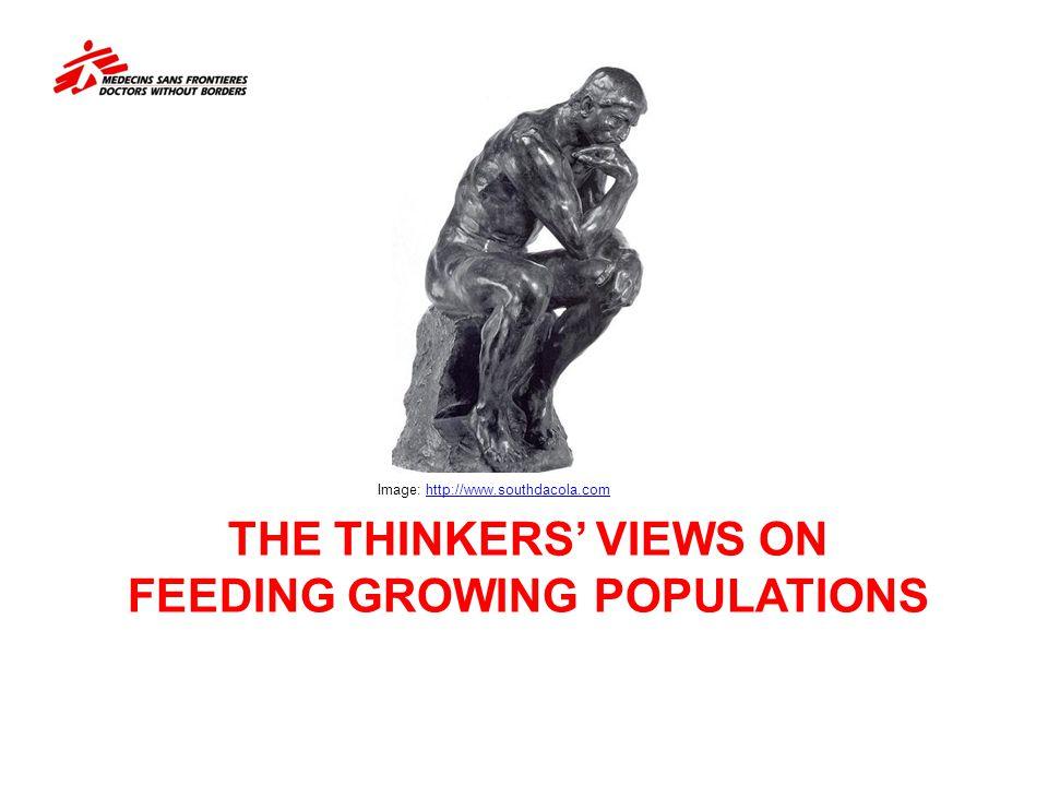 Global population in billions Population explosion.