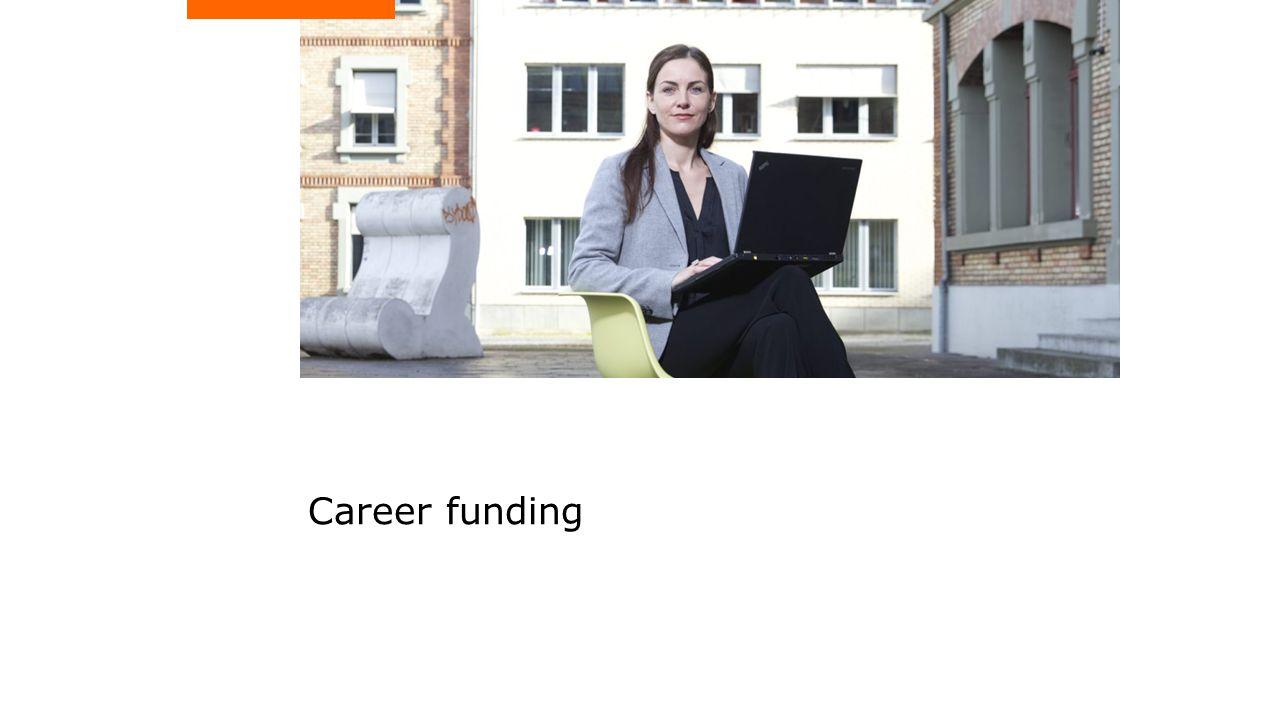 Career funding