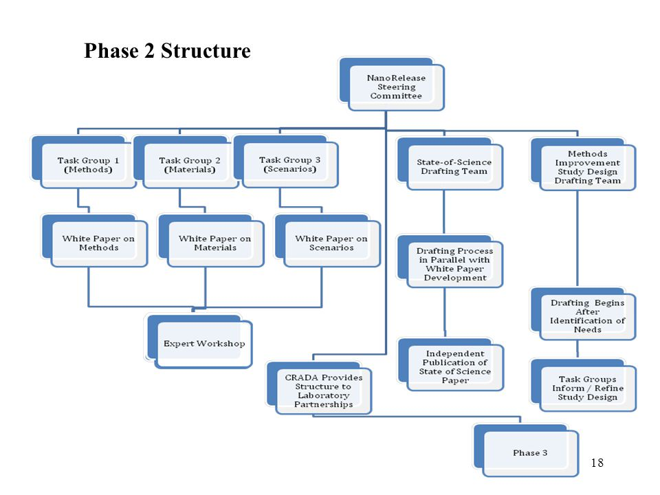 18 Phase 2 Structure