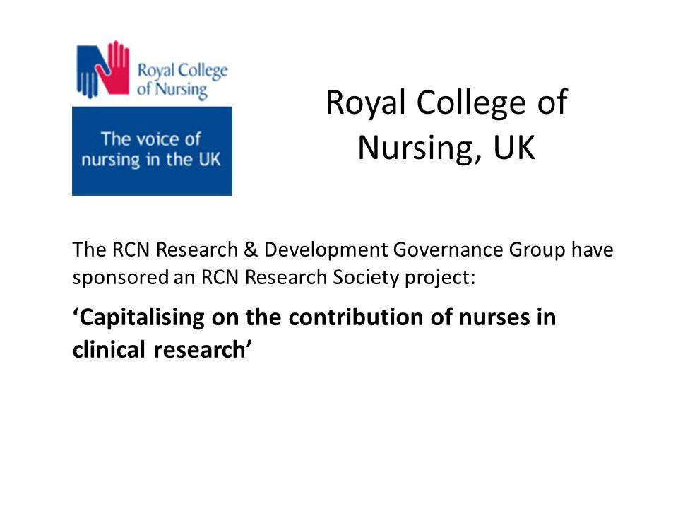 Nursing Research = PRACTICE CHANGES...