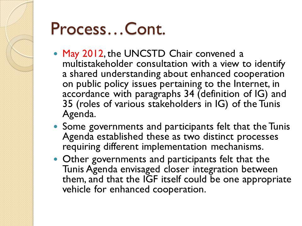 Process…Cont.