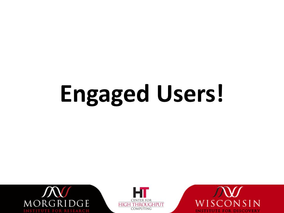 Engaged Users!