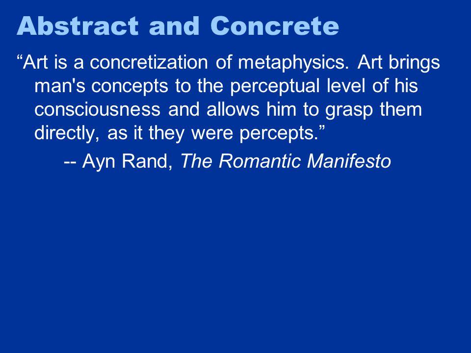 Objectivism as a System  Metaphysics: reality  Epistemology: reason  Ethics: rational self-interest  Politics: individual rights  Aesthetics: spiritual fuel