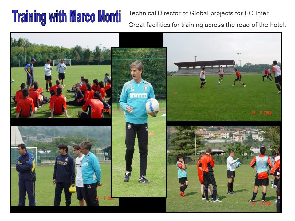 Technical Director of Global projects for FC Inter.