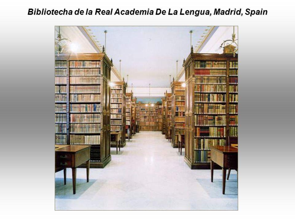 Biblioteca Palafoxiana, Puebla, Mexico