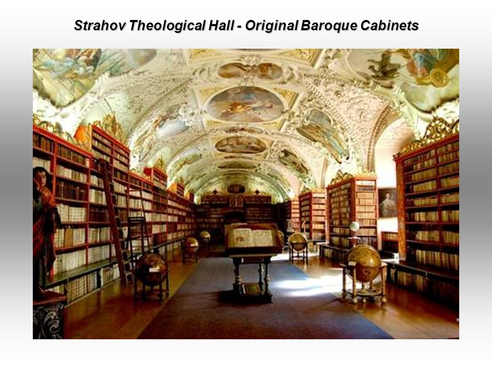 Strahov Monestary Library To take full advantage of Flickr, you should use a JavaScript-enabled browser and install the latest version of the Macromedia Flash Player.