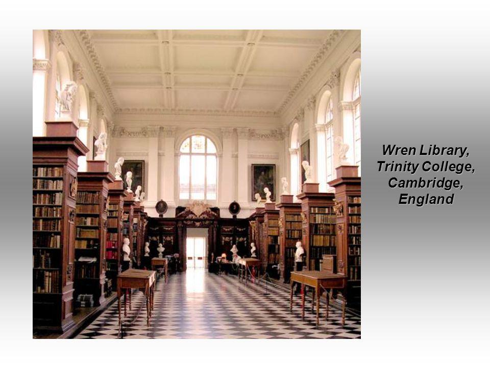 Waldsassen Abbey Library, Bavaria, Germany