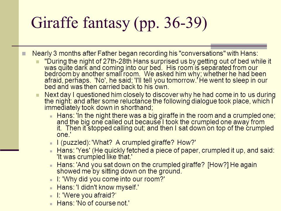 Giraffe fantasy (pp.
