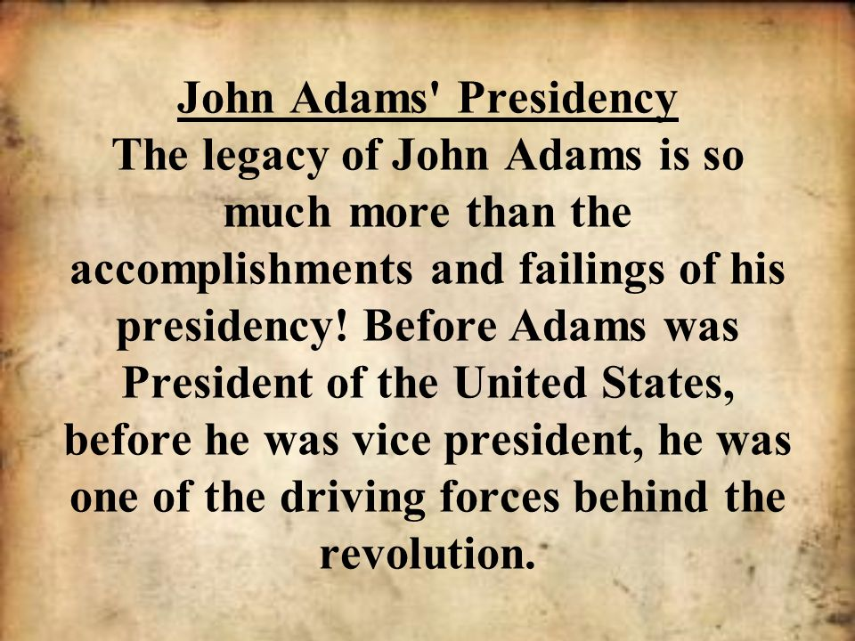 Adams fiery and quite blunt passion as a patriot was of unquestionable importance.