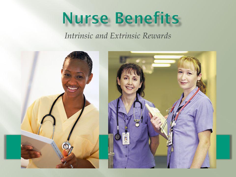Intrinsic and Extrinsic Rewards