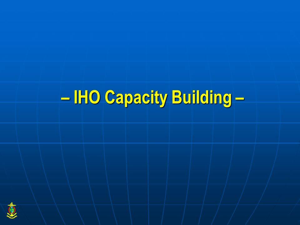 – IHO Capacity Building –