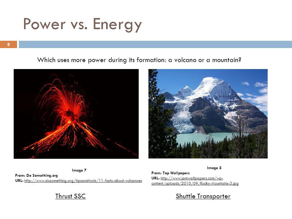 Power vs.