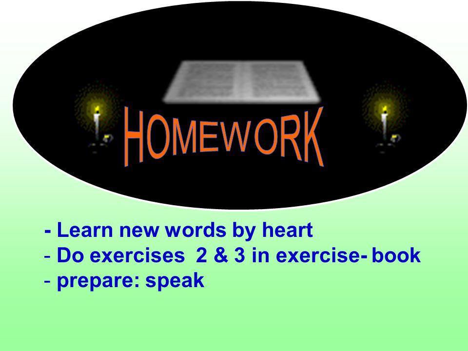read 2. aspect (n): 1. examiner (n): 3. candidate (n): 5.