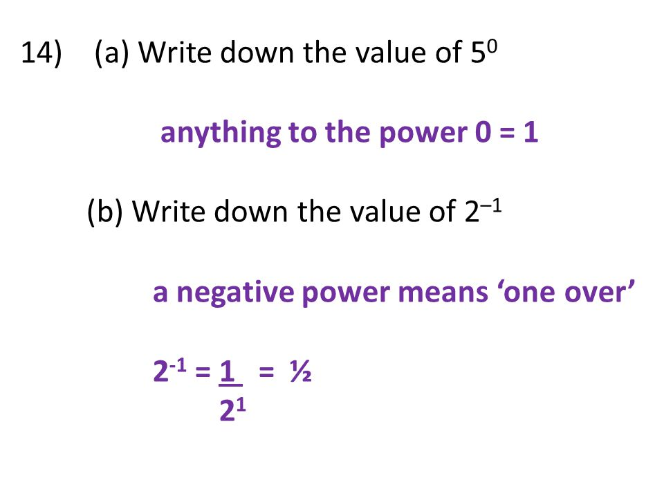 15) k is an integer such that –1 < k < 3 (a) List all the possible values of k.