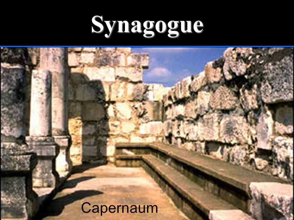 Synagogue Capernaum