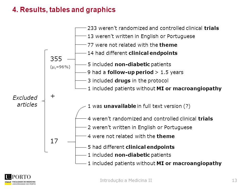 Introdução a Medicina II13 4.