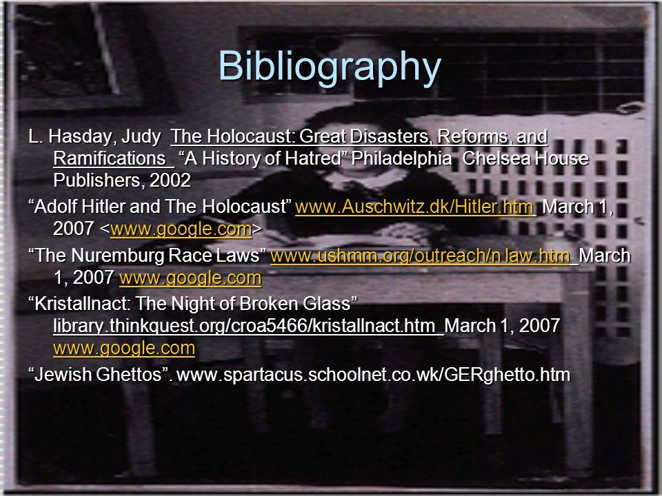Bibliography L.