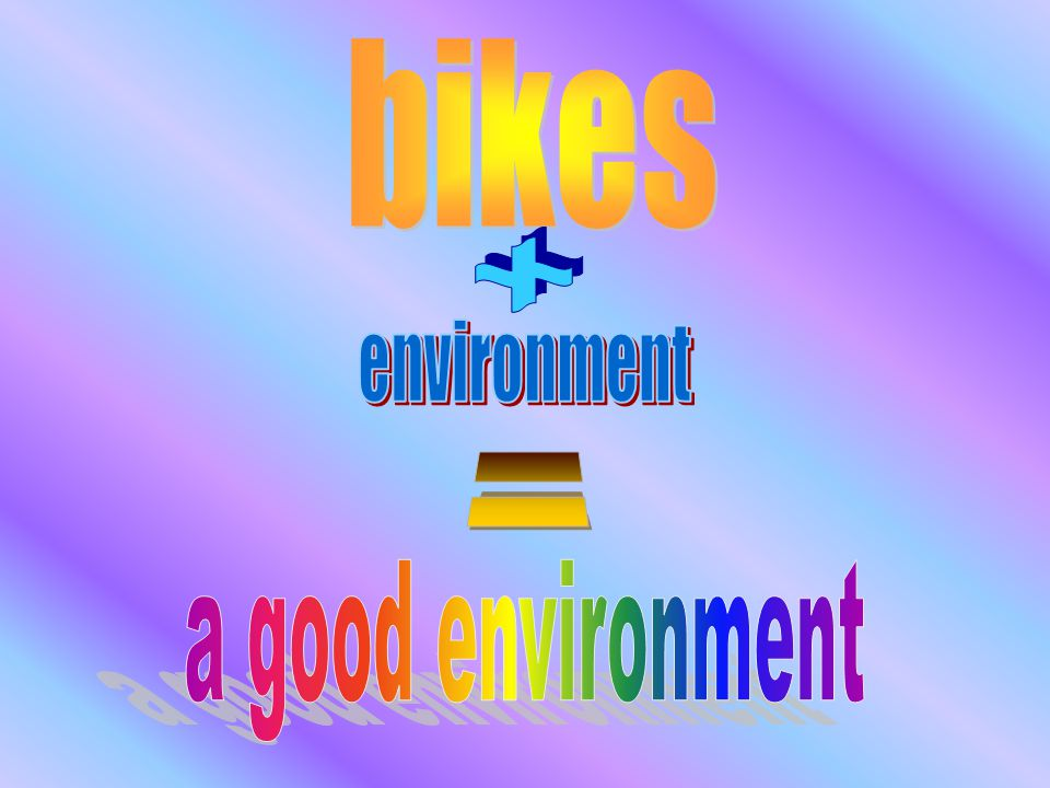 Things that are bad for the environment Co2 is produced by all kinds of things like… Motor vehicles.