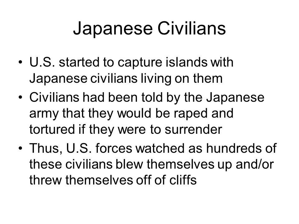 Japanese Civilians U.S.