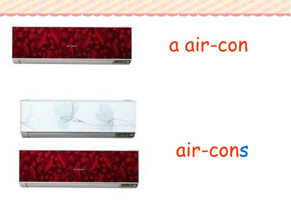 air-cons a air-con