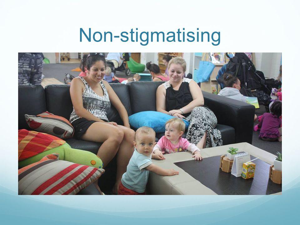 Non-stigmatising