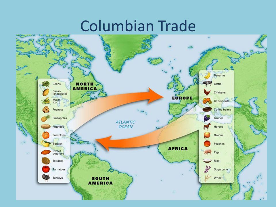Columbian Trade