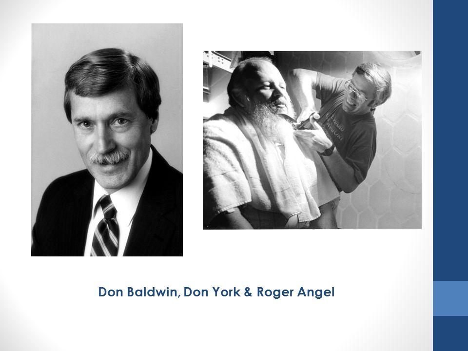 Don Baldwin, Don York & Roger Angel