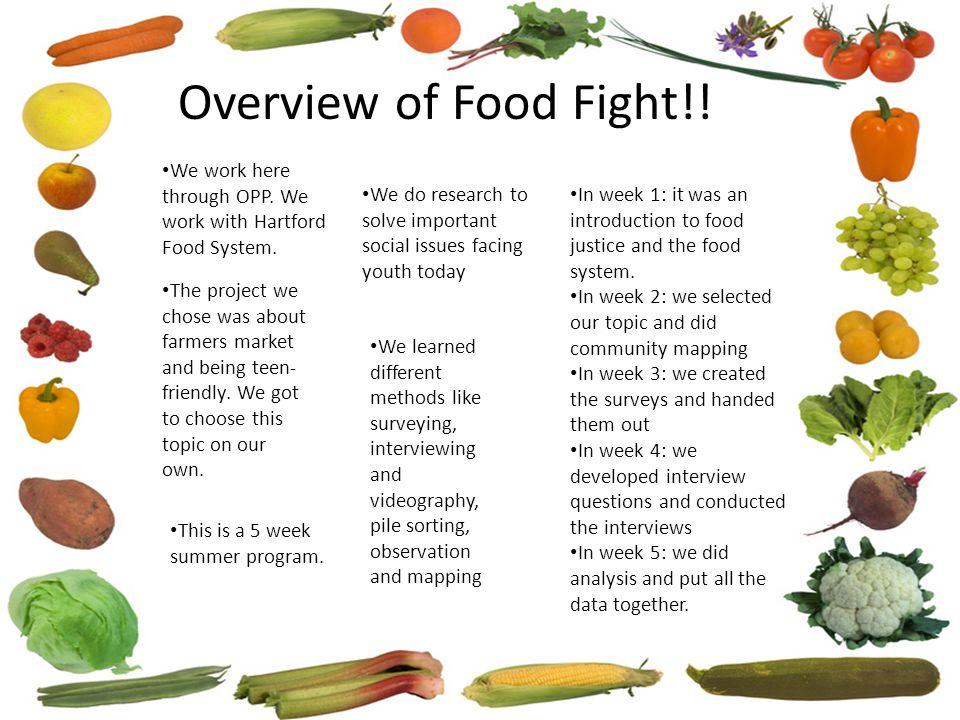 Staff, Hartford Food System