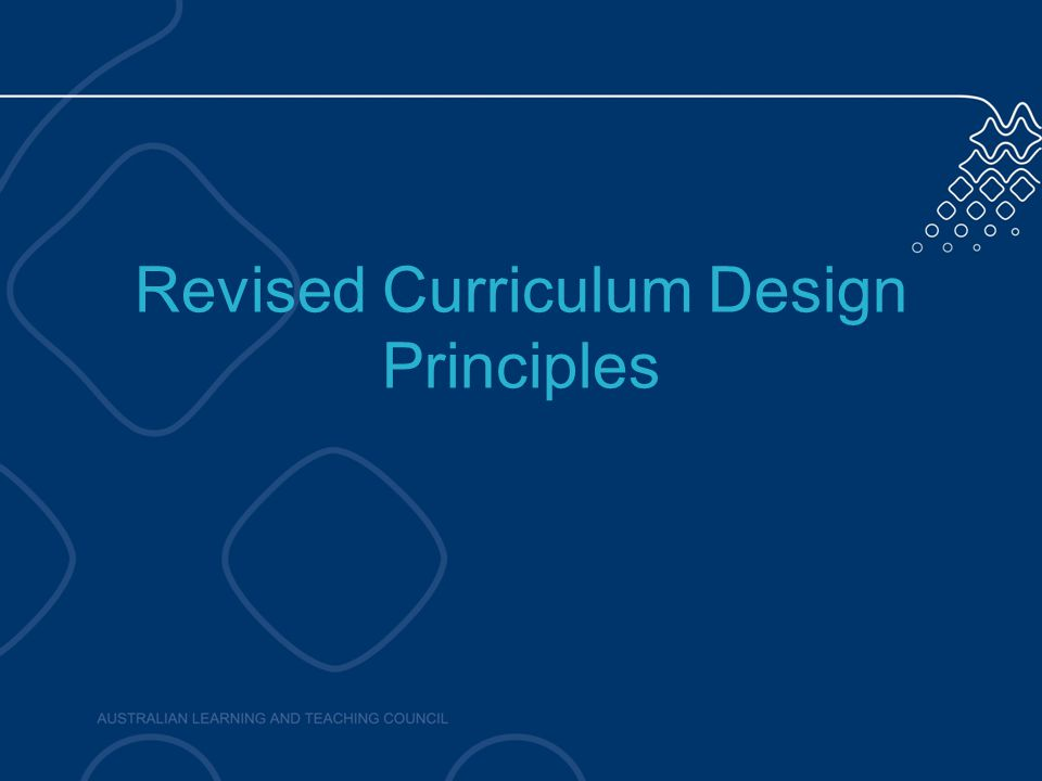 Evaluation the intention that curriculum development will take place across the entirety of the curriculum (and not just the capstone experience) could be more strongly emphasised.