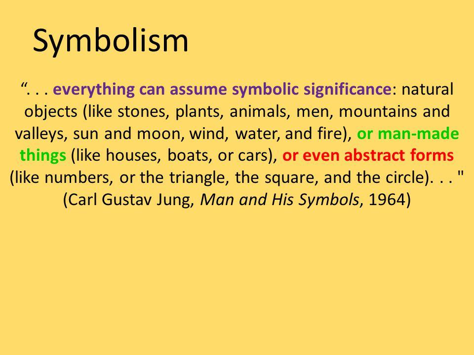 Symbolism ...