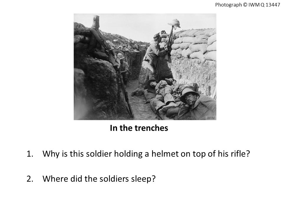 Saving a friend 1.What happened when a soldier was injured.