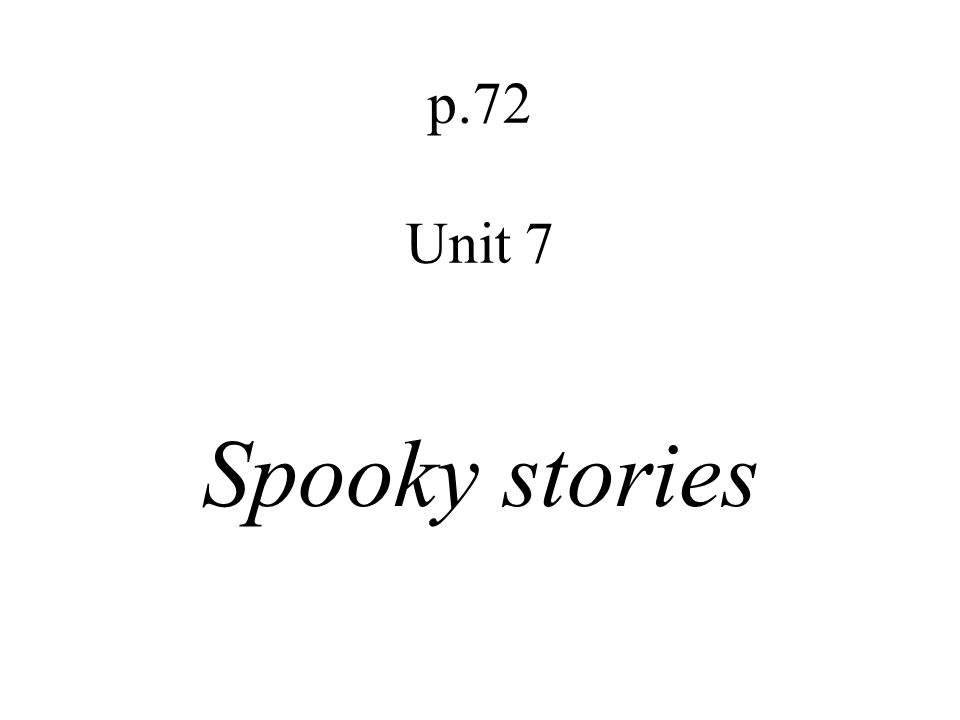 "Spooky – страшный Spooky stories – страшные истории, страшилки ""Spooky stories"" is about monsters and scary things."