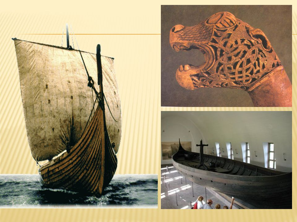 We know what their ships looked like because many vikings were buried with their goods that sometimes included their boats.