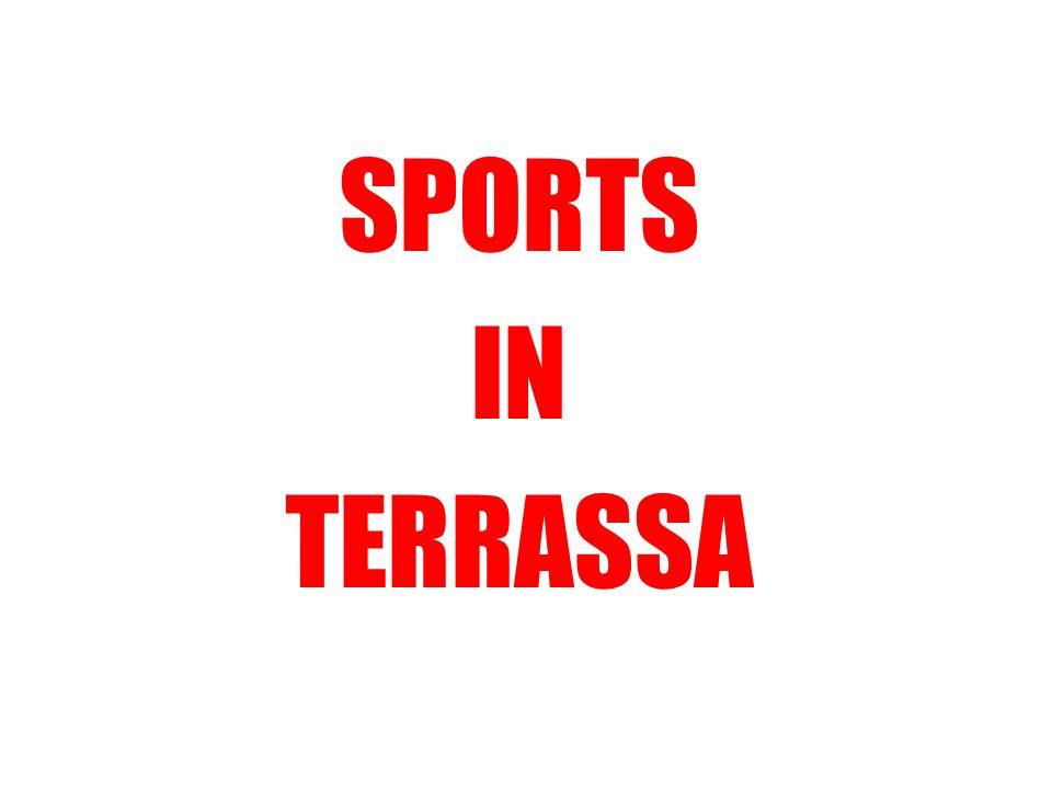 SPORTS IN TERRASSA