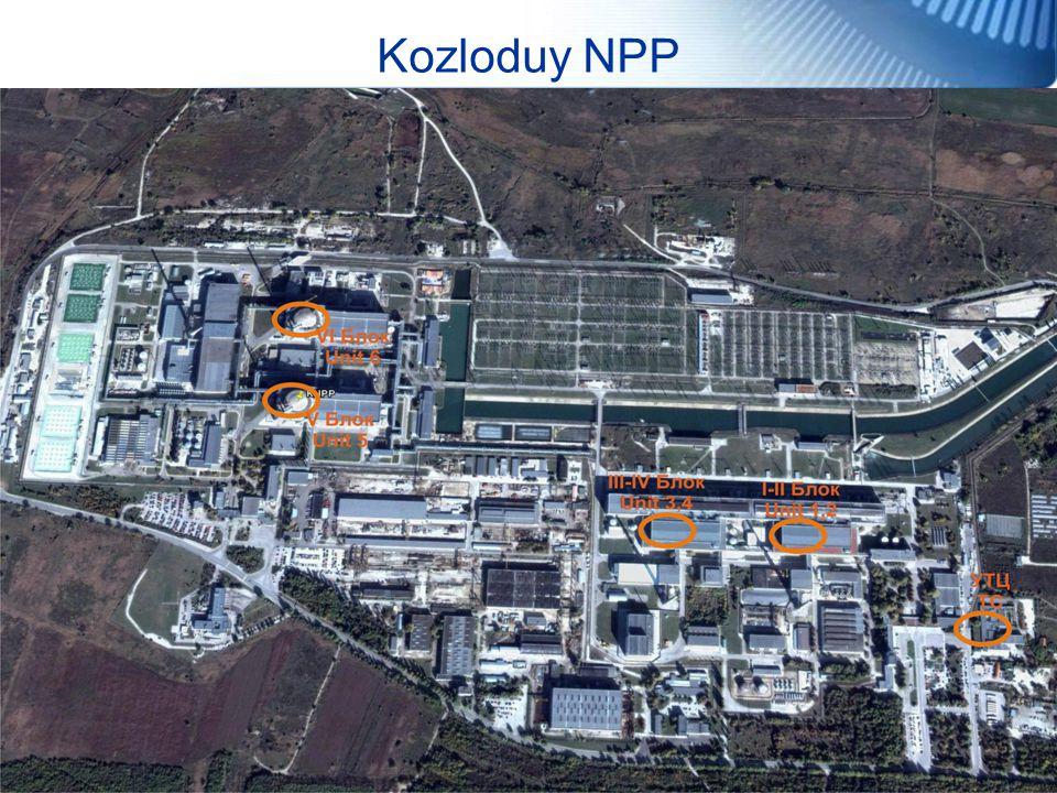 3 Kozloduy NPP