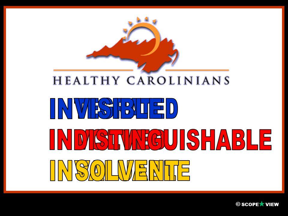  Certified Healthy Carolinians Partnerships ©